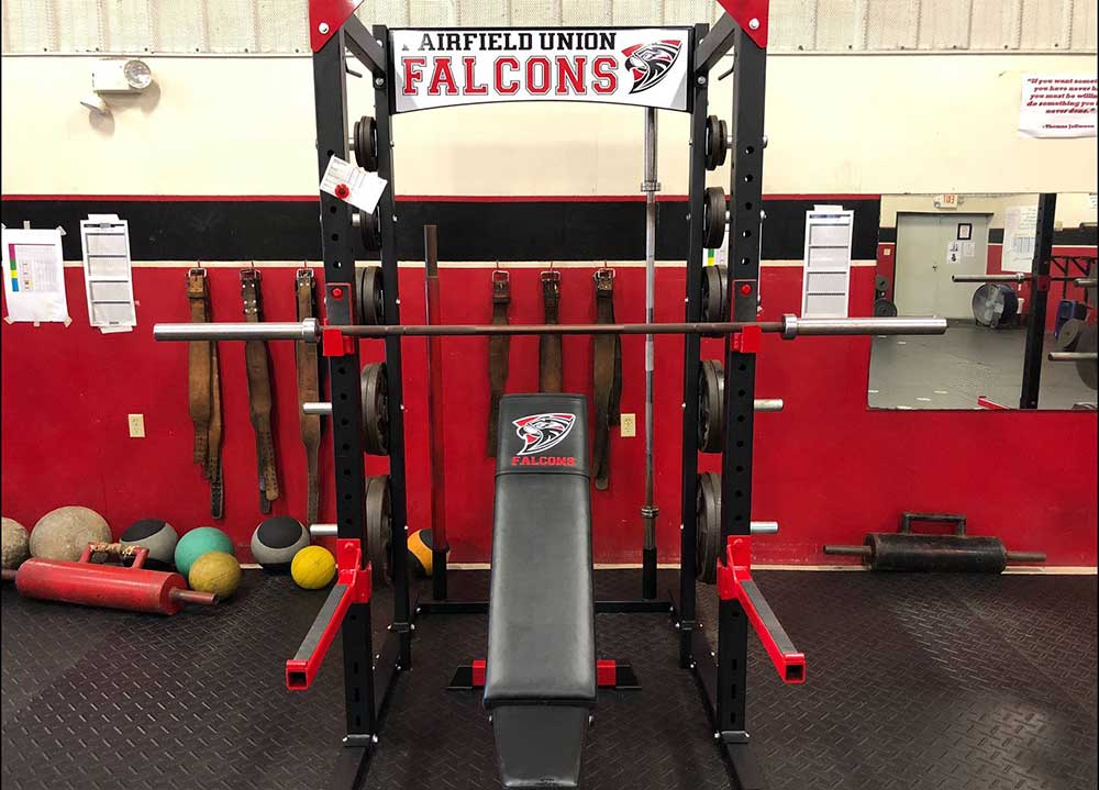 Fairfield Union High School Weight Room